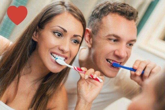 Pravilno perite zube i vaši zubi će vam uzvratiti ljubav :)
